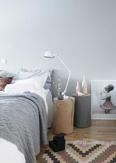 Table de chevet moderne