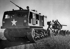 The 155mm Long Tom was a 155 millimeter caliber field gun developed and used by the United States mililtary. It was produced in M1 and M2 variants (later known as the M59). Developed to replace the Canon de 155mm GPF, the gun was deployed as a heavy field weapon during World War II and the Korean War, and also classed as secondary armament for seacoast defense. The gun could fire a 45.36 kg (100 lb) shell to a maximum range of 22 km (13.7 mi), with an estimated accuracy life of 1,500 rounds.