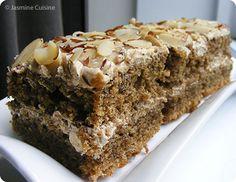 Gâteau au café - Jasmine Cuisine