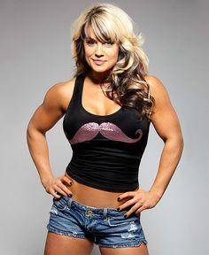 WWE Diva Kaitlyn - http://www.reddit.com/r/FantasyMuscle/