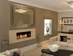 HMTV Commercial/Hotel Mirror TV  Mirror TV Off