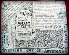 Moleskine Journal by Zoe Ford
