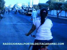 PORTAL DE ITACARAMBI: RUA COMERCIAL DE ITACARAMBI MUDA A APARÊNCIA  EM D...