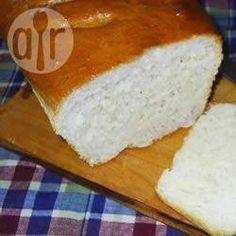 Foto da receita: Pão de forma