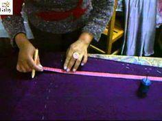 como fazer uma saia no gode