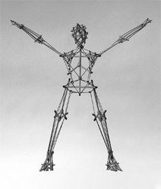 Il corpo tensegrale: come muoversi nel tai chi chuan e nel qi gong