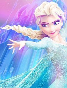 Queen Elsa from Frozen ❤️