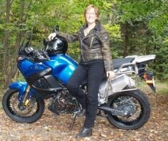 Liz Jansen is one of my favorite 2012 women in motorcycling for many reasons, which you will share with me if you read her book: Women, Motorcycles and the Road to Empowerment explores the relationship between women, motorcycling and personal power.  In paperback and Kindle editions http://amzn.to/wYsGQC