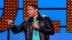 Trevor Noah - Live at the Apollo - London - Beautiful, funny, poignant, and inspiring. A natural and inspiring storyteller.
