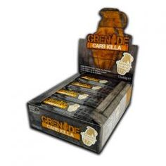 Grenade Carb Killa is a tasty protein bar. It is low in carbs while being high in fibre. Each Grenade Carb Killa bar provides over of protein. Low Carb Protein Bars, High Protein Snacks, Milk Protein, Best Protein, White Chocolate Cookies, Complete Protein, Energy Bars, Cookies And Cream