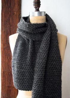 purl soho | products | item | yarn for cobblestone scarf (purl soho)