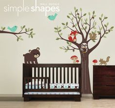 our baby room theme