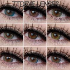 "Thanks to @makeupedka for showing these natural lenses. Use code ""TTDPIN"" get 10% off. #contactlenses#coloredlenses#glitters#beautifulmakeup#eyemakeup#like4like#coloredcontacts#contactsonline#eyecontact#ordercontactsonline#cheapcontactlenses#makeuptrend#flawlesssdolls#dressyourface#influencer#bblogger#cosmeticlens#fashionmakeup#makeupworld#likeforlike#eyesmakeup#contactlenses#contactlens#makeup#makeupoftheday#ttdeye"
