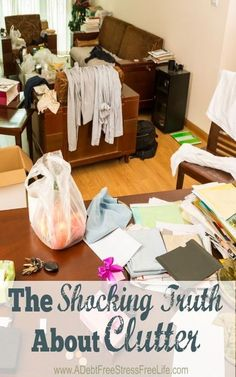 clutter, how to declutter, cleaning