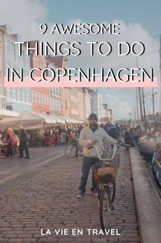 Copenhagen Travel - 9 Awesome Things to do in Copenhagen - Denmark Travel - La Vie en Travel Copenhagen Travel, Copenhagen Denmark, Stockholm Sweden, Copenhagen Things To Do, Denmark Travel, Denmark Europe, Baltic Cruise, Travel Tips For Europe, Budget Travel