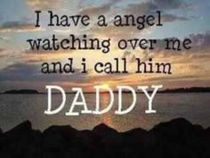 Daddy in Heaven miss you fathers day father's day heaven fathers day quotes happy father's day fathers day quote miss you dad quotes about losing a loved one Miss My Daddy, Rip Daddy, Miss You Dad, I Love My Dad, Missing Daddy In Heaven, Missing Family, Rip Mom, Happy Birthday In Heaven, Tu Me Manques
