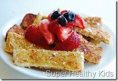 Baked Orange French Toast | Recipes