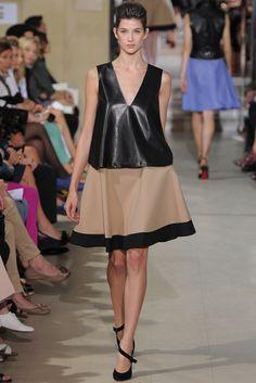 Bouchra Jarrar - Runway Haute Couture Autumn/Winter 2oI2 (02-07-2012)