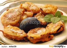 Pretzel Bites, French Toast, Meat, Chicken, Fruit, Breakfast, Ethnic Recipes, Food, Meal