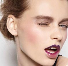 How to create ombre lip look