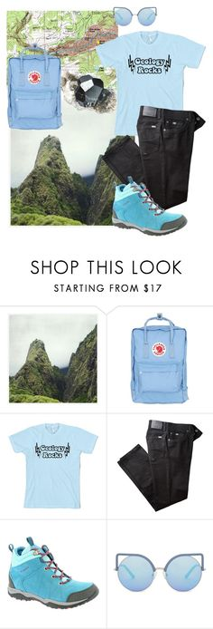 """""""Girls Do Science"""" by christined1960 ❤ liked on Polyvore featuring Pottery Barn, Fjällräven, Crazy Dog, BRAX and Matthew Williamson"""