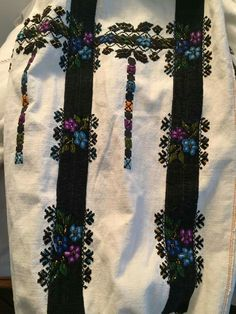 Folk Costume, Costumes, Embroidery, Clothing, Model, Handmade, Jewelry, Style, Outfits