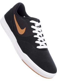 Nike SB Paul Rodriguez 9 CS black-gold-white Titus Onlineshop