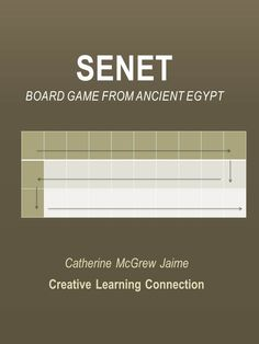 Senet, Game From Ancient Egypt