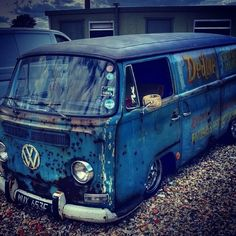 My VW Camper Van: October 2012