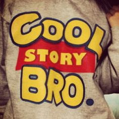 hahaha we should get one for Danielle it combines toy story (something Liam loves) and sarcasm (something Danielle loves)