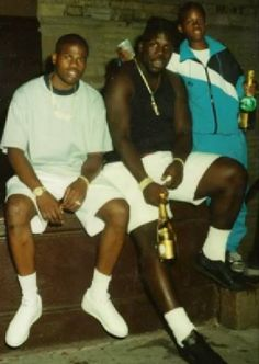 Rich Porter was that Harlem dude... R.I.P. my Gee!