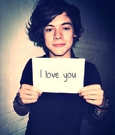 Harry Styles. :]