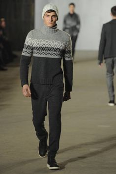Todd Snyder Fall/Winter 2016/17 - New York Fashion Week Men's