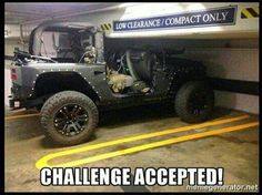 It's a Jeep thing.