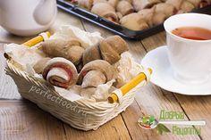 Печенье с повидлом - рецепт с фото и видео