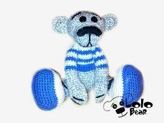 Crochet bear :)