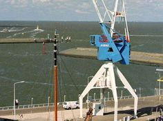 Harlingen Harbour Crane, Netherlands Located along the banks of the Wadden Sea off the Dutch coast, this former timber-hauling derrick has been repurposed into one bi-level room that towers 60 feet in the air. The deluxe accommodations include a shower/bath for two, Eames chairs, a rooftop patio and touch screen lighting systems. Tired of the view? Then let the crane swing. At your command, the 143,000-pound crane rotates 360 degrees, allowing you to change the panorama
