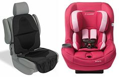 Maxi Cosi Pria 70 Convertible Car Seat with Elite Car Seat Mat Sweet Cerise * You can get additional details at the image link.
