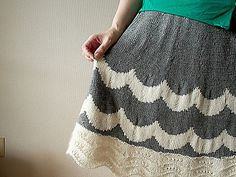 Ravelry: Between the Clouds pattern by motoko takahashi