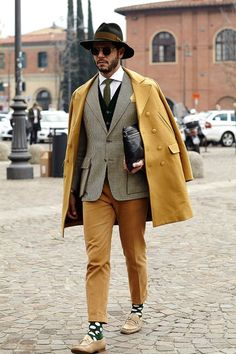 ...menstyle1: Street Style Inspiration Pitti Uomo 87, #4. Photos...