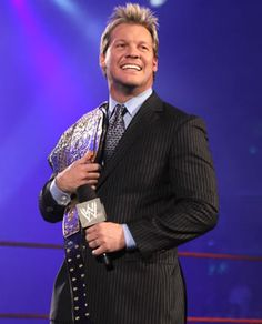 Chris Jericho -  i am the best in the world at what i do.
