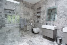 4 ways with natural stone tiles love chic living