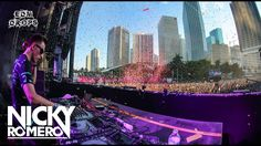 Nicky Romero Drops Only - Ultra Music Festival Miami 2015