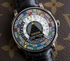 Escale Worldtime By Louis Vuitton