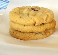 Peanut Butter Cookies with Peanut and Milk Chocolate Morsels