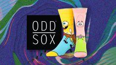 ODD SOX SOCKS NICKELODEON REN /& STIMPY CARTOON  TATTOO MENS URBAN BIKER