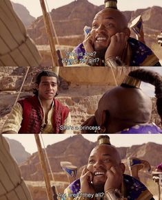 Your best friends face when you spill the tea Best Movie Quotes, Movie Memes, I Movie, Funny Memes, Interstellar, Aladdin Wallpaper, Disney Live Action Films, Aladdin Live, Aladdin Cast