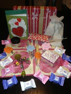 Valentins-Wichteln Gift Wrapping, Blog, Gifts, Secret Santa, Soaps, Cooking, Animales, Crafting, Gift Wrapping Paper