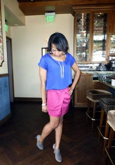 From Carpools to Cocktails: What I Wore: Day Date