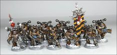 40k - Chaos Space Marines